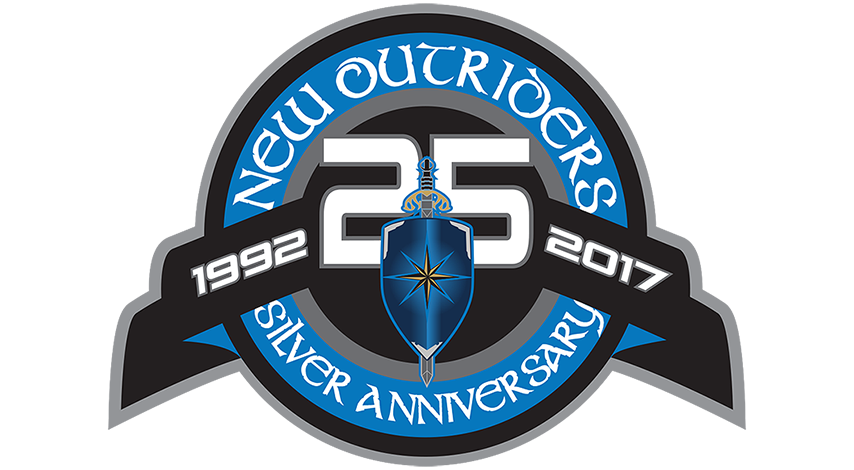 25yrs of New Outriders